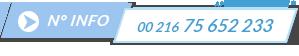 Numéro téléphone agence web